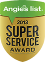Angies List Super Service Award winner - Indianapolis Pediatrician