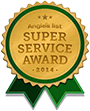 Angie's List Super Service Award winner - Indianapolis Pediatrician