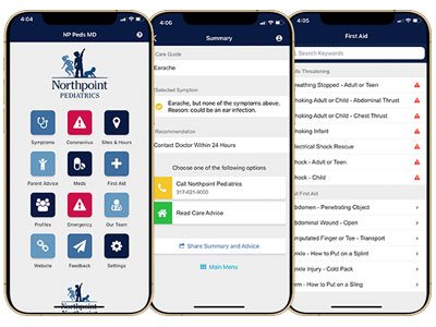 Northpoint mobile app preview