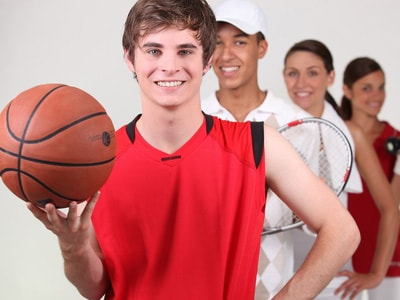 High School Athletes